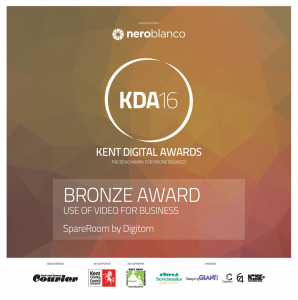 Bronze Use of Video for Business