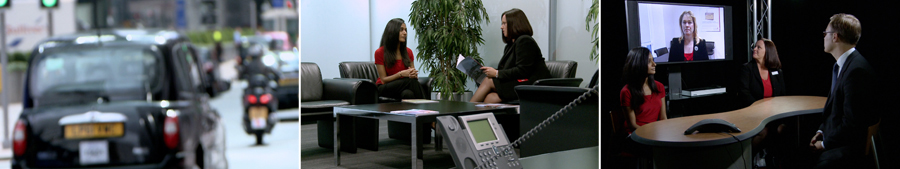 Live TV: Apprenticeships | Filmed on location at Canary Wharf in the style of the BBC's The Apprentice