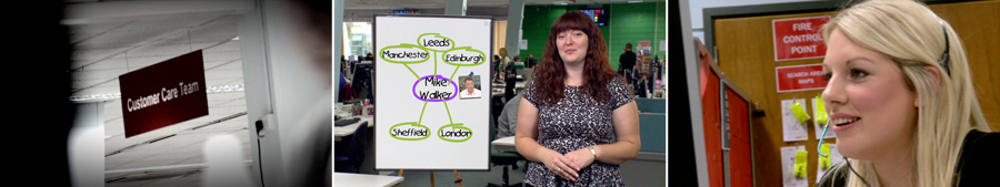 Planet Direct: Complaints Centre of Excellence | Filmed on location in Leeds and Sheffield