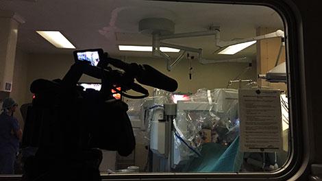 NHS: Behind the Scenes