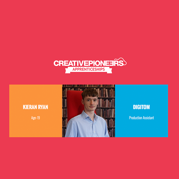 Creative Pioneer of the Month