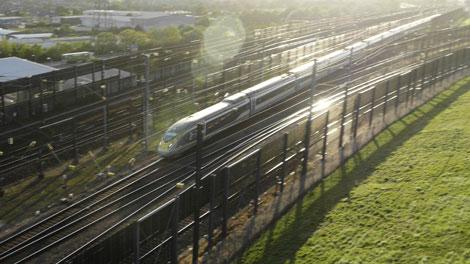 Eurotunnel Eurostar