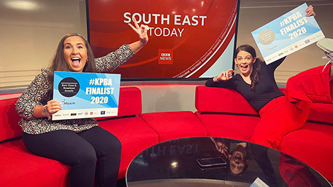 BBC South East Today 2020 Finalists