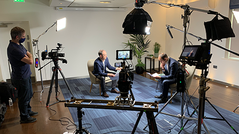 Quantuma Building Financial Fortitude Series 2 Behind the Scenes