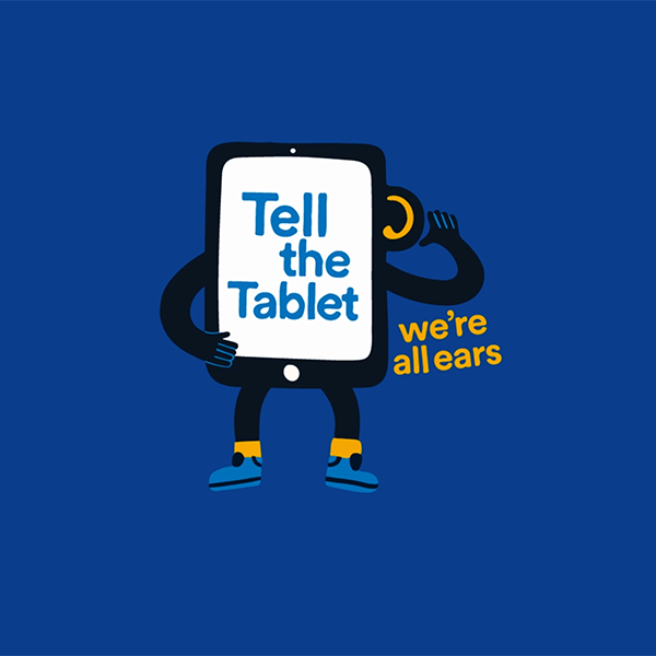 Tell the Tablet | Stagecoach South East