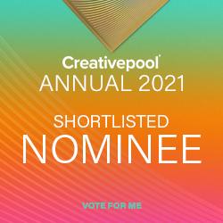 Creatipool ANNUAL Awards Logo